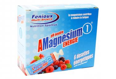 AMAGNESIUM ENERGIE BOITE DE 6
