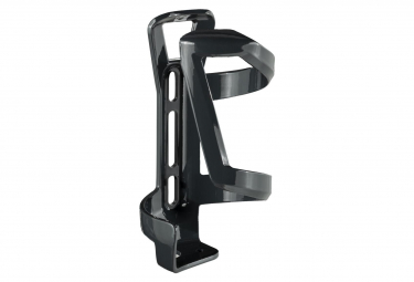 Bontrager Bottle Cage Side Load Left Charcoal Grey