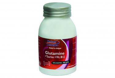 FENIOUX Glutamina + Taurina 120 gelules