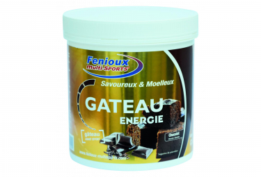 FENIOUX MULTI-SPORT ENERGY Cake Chocolate 400gr