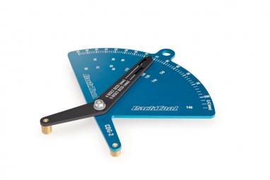Outil de mesure de l entraxe plateau park tool cdg 2