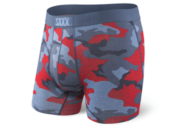 Saxx Boxer Vibe Blue Red