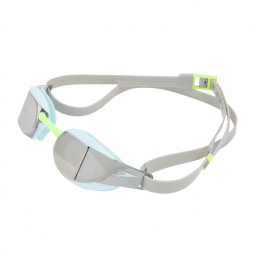 Speedo FastSkin Elite Swimming Goggle Mirror Grey