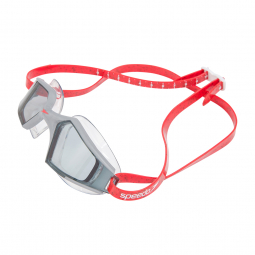 Speedo Lunette AQUAPULSE Max 2 Red Gris