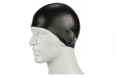 Speedo Junior MOULDED Cap Black