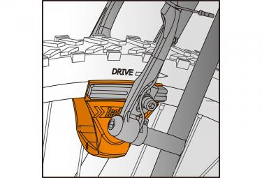 IceToolz 55B1 Croco Brake Shoe Tuner