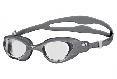 Lunettes de Bain Arena THE ONE clear grey