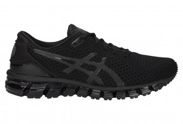 info for cb0eb 3b7f4 Asics Shoes Run Gel Quantum 360 Knit 2 Black Men