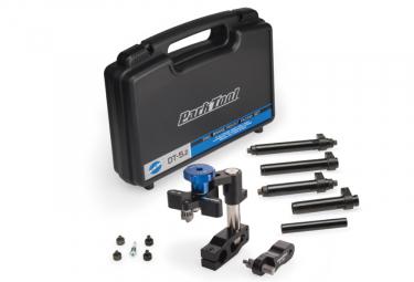Kit de surfacage freins a disque park tool dt 5 2