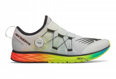 New Balance Chaussures Racing 1500 T2 White Multicolor Men