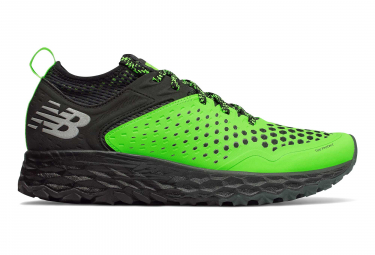 New Balance Fresh Foam Hierro V4 Green Black Men