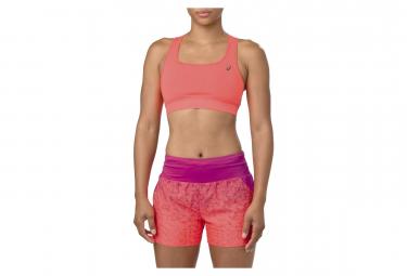 Sujetador Mujer Asics Race Pink Coral