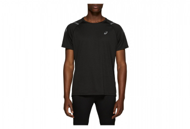 Asics Short Sleeves Jersey Icon Black
