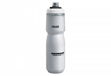 Camelbak Podium Ice Insulated Bottle 0.62 L Grey Black
