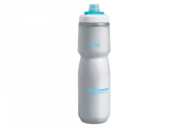 Camelbak Podium Ice Insulated Bottle 0.62 L Grey Lake Blue