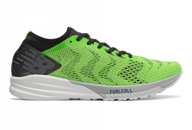 New Balance FuelCell Impulse Green Grey Men