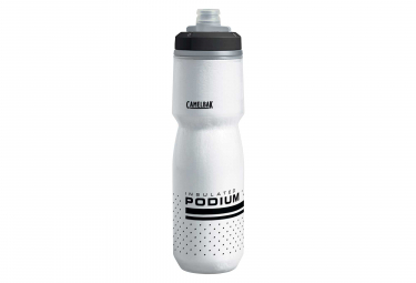 Camelbak Podium Chill Insulated Bottle 0.71 L White Black