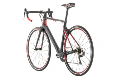 Cube Road Bike De acuerdo C: 62 Pro Shimano Ultegra 11s Carbon Black / Red 2019