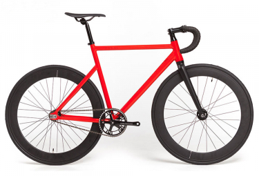 Fixie santafixie raval 60mm drop rouge 52 cm 165 173 cm