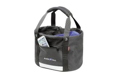 Sacoche de guidon klickfix shopper comfort mini noir