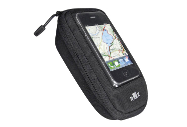 Sacoche de guidon klickfix phone bag plus