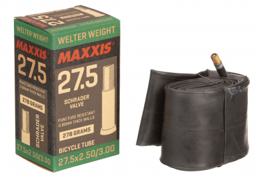 Maxxis Welter Weight 27.5 '' Plus Light Tube Schrader