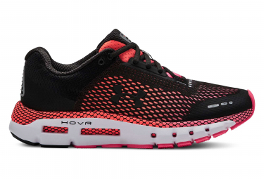 Zapatillas Under Armour HOVR Infinite para Mujer Gris / Fluo / Rosa