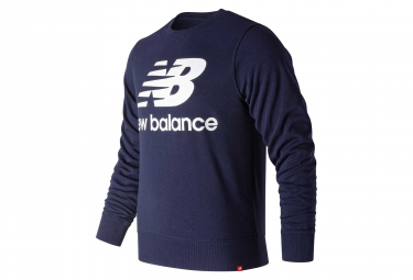 New Balance Midlayer NB Essentials Logo Blue Men