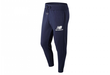 New Balance jogging Pant NB Essentials Logo Blue Men