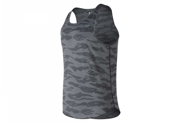 New Balance Tank Q-Speed Breathe Black Men