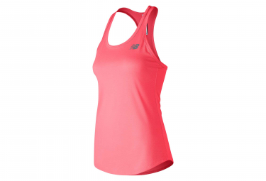 New Balance Tank Accelerate V2 Pink Women