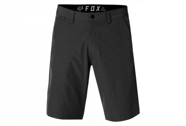 Short Fox Essex Tech Stretch Noir