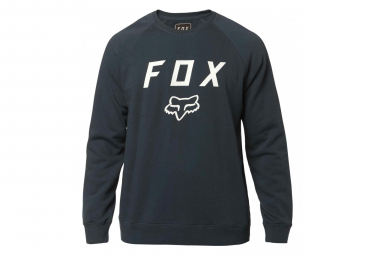Fox Legacy Crew Fleece Navy/White