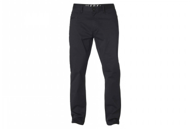Fox Stretch Chino Pant Black
