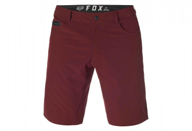 Fox Machete Tech Short Red
