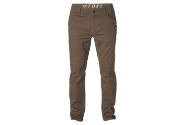 Pantalon Fox Dagger 2.0 Marron