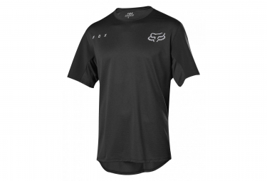 Fox Flexair Short Sleeves Jersey Black