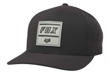 Fox Muffler Flexfit Hat Negro