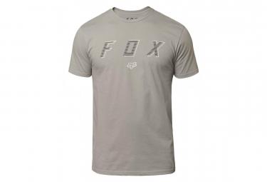 Fox Barred manga corta Prenium camiseta gris