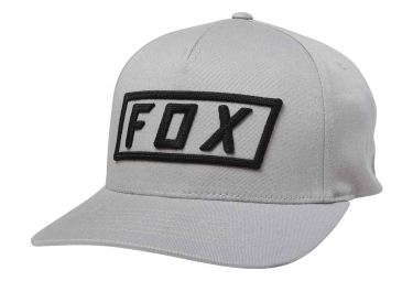 Casquette Fox Boxer Flexfit Gris