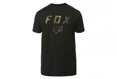 T-Shirt Manches Courtes Fox Legacy MothCamo Noir