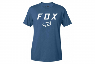 Fox Legacy Moth Short Sleeves T-Shirt Blue