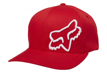 Fox Flex 45 Flexfit Hat Red