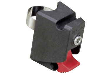 Fixation tube de selle Klickfix Contour Max Adapter