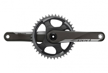 Sram Red D1 GXP Crankset 46T 12S (Not Include) Black