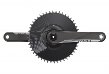 Sram Red D1 GXP Aero Crankset 50T 12S (BB Not Include) Black