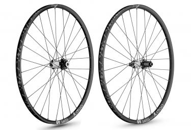 DT Swiss Wheelset MTB DT Swiss X1700 Spline 25 27.5''   RS-1 Predictive Stering   12x142mm