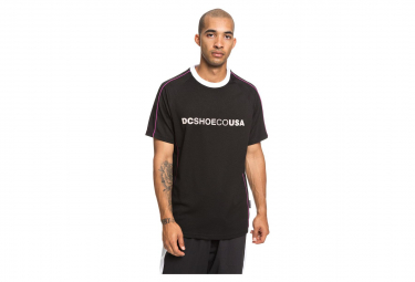 DC Shoes T-Shirt Wolsten Black