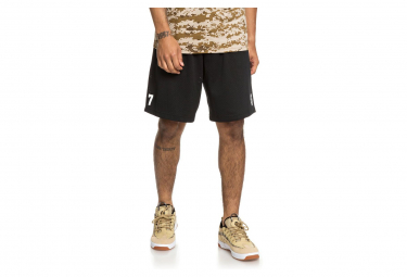 Short de Basketball DC Shoes Mesh Noir