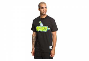 DC Shoes T-Shirt SS Throwy Black
